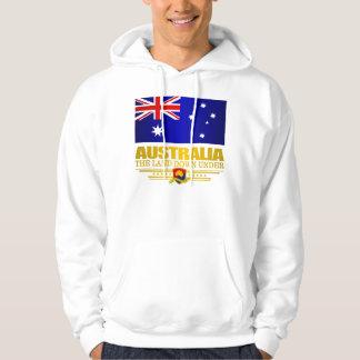 Australia Flag 3 Hoodie