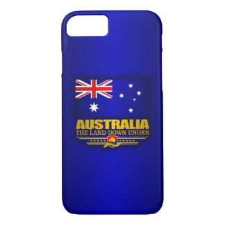 Australia Flag 3 iPhone 7 Case