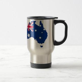 Australia flag Australia styles Design Travel Mug