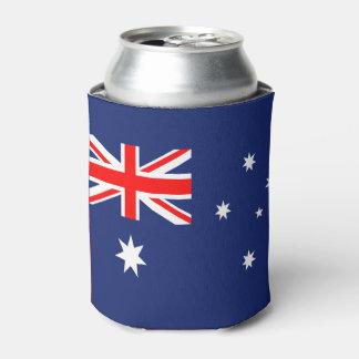 Australia flag can cooler