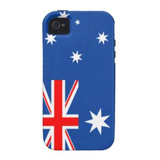 Australia Flag iPhone 4/4S Covers