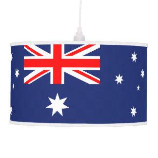 Australia flag ceiling lamp