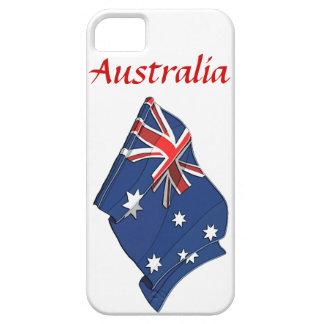 Australia Flag Design iPhone 5 Case