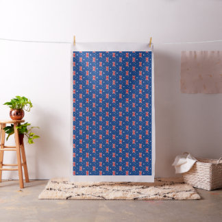 Australia Flag Fabric