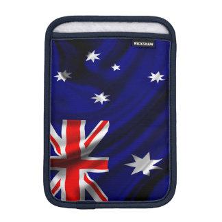Australia Flag Fabric iPad Mini Sleeve