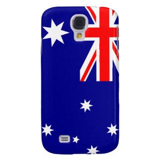 Australia Flag Galaxy S4 Cover