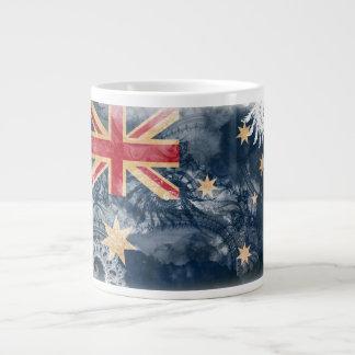 Australia Flag Giant Coffee Mug