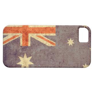 Australia Flag - Grunge iPhone 5 Cover