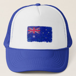 AUSTRALIA FLAG Hat