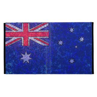 AUSTRALIA FLAG iPad Folio Case