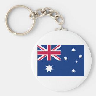 Australia Flag Keychain