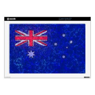 AUSTRALIA FLAG Laptop Skin