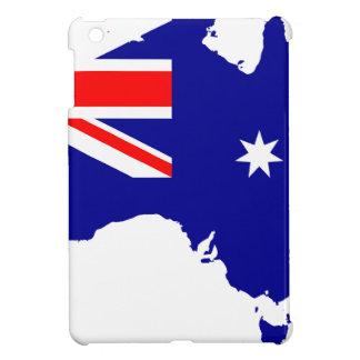 Australia Flag Map Cover For The iPad Mini