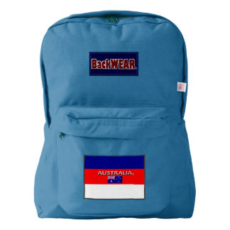 Australia Flag Modern backpacks Buy Online