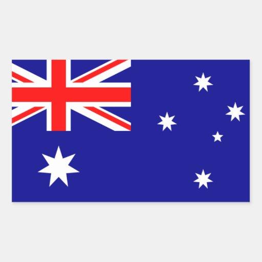 Australia: Flag of Australia sticker