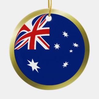 Australia Flag Ornament