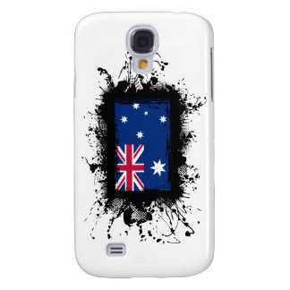 Australia Flag Samsung Galaxy S4 Cases
