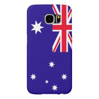 Australia Flag Samsung Galaxy S6 Case