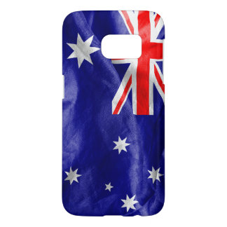 Australia Flag Samsung Galaxy S7 Case