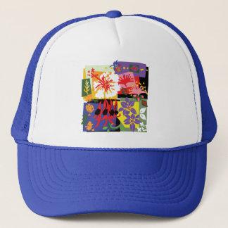 "Australia Floral -Hats"" Trucker Hat"