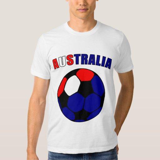 Australia Footy (luz) Playeras