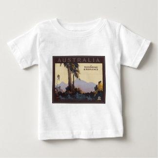 Australia for sunshine & romance baby T-Shirt
