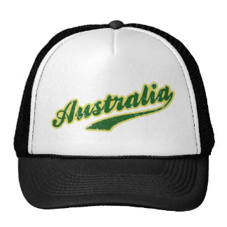 Australia Gorros Bordados
