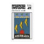 Australia Great Barrier Reef Queensland Stamps