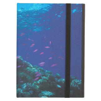 Australia, Great Barrier Reef. Swarming Purple iPad Air Case