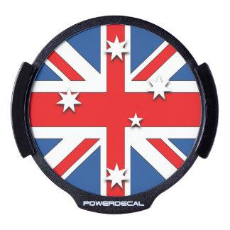 Australia LED Car Decal