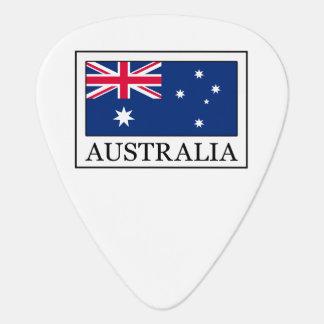 Australia Guitar Pick