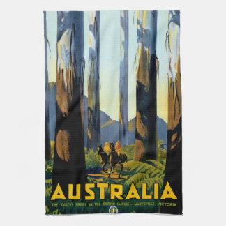 Australia Hand Towel