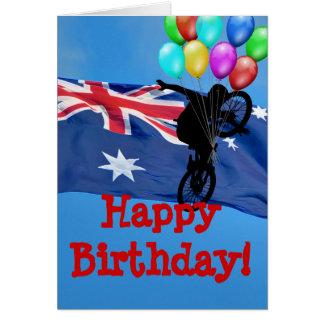 AUSTRALIA HAPPY BIRTHDAY! CARDS