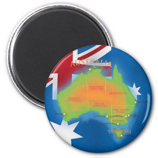 Australia Imán