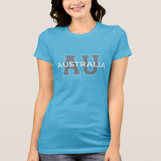 AUSTRALIA inspired GRAPHIC varsity Tee