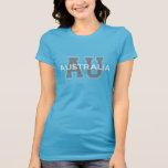 AUSTRALIA inspiró la camiseta GRÁFICA del equipo u