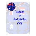 Australia Invitación 12,7 X 17,8 Cm