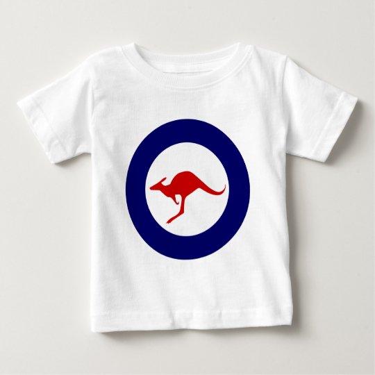 Australia kangaroo military aviation roundel baby T-Shirt