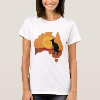 Australia Kangaroo T-Shirt