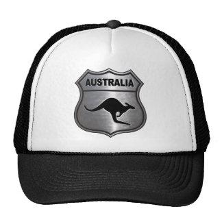 Australia Kangaroo Trucker Hat