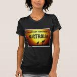 AUSTRALIA KANGAROOS.jpg Camisetas