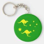 Australia Key Ring Keychains