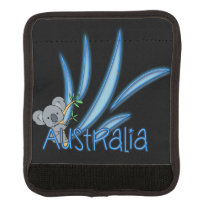 Australia Koala Luggage Handle Wrap