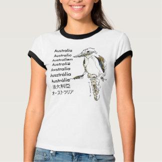 Australia Kookaburra T shirt
