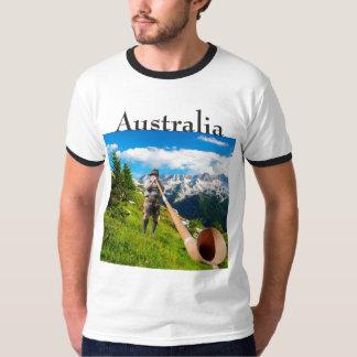 Australia, land of the lederhosen T-Shirt
