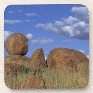 Australia, los mármoles del diablo. Piedra arenisc Posavasos De Bebidas