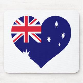 Australia Love Mousepads