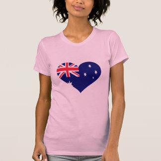 Australia Love Tee Shirt