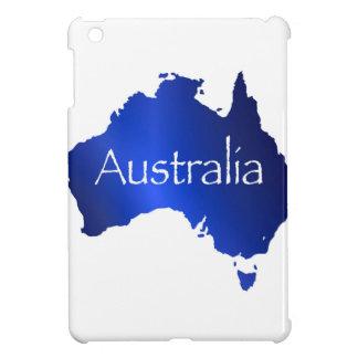 Australia Map With White Background iPad Mini Case