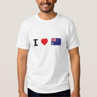 Australia Micro Tee Shirt